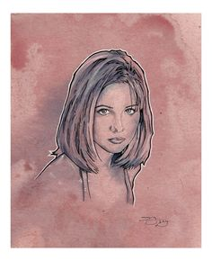 Buffy by MrPacinoHead
