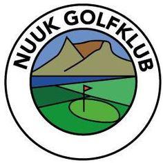 A Grönland fővárosában, Nuukban, 2000-ben felavatott golf klub a legészakibb füves golfpálya. A két kilenclyukú pálya, 2109 (yellow tee) és 1790 (red tee) méter hosszúak. A klub területe a reptéri út és a reptér közt terül el. Golf, Chicago Cubs Logo, Team Logo, Chart, Logos, Logo, Turtleneck