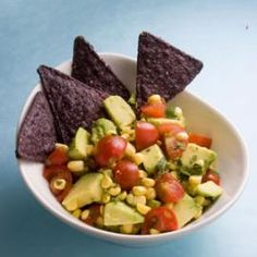 Healthy Cooking for Two: Avocado-Corn Salsa