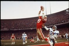 Dwight Clark and the Catch