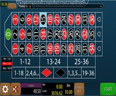 Casino Roulette is an online roulette game from Wazdan which is pretty easy to understand. As with all other wheels on the roulette games, this one too has Online Roulette, Video Poker, Casino Games, Slot Machine, Online Casino, History, Arcade Game Machines, Playing Games, Historia