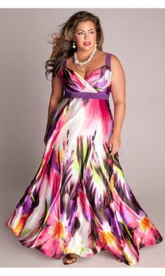 Tropical Beauty Maxi Dress http://www.curvety.com/dresses-c1/pre-order-dresses-c15/igigi-tropical-beauty-plus-size-maxi-dress-p250