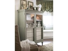 Universal Furniture | Paula Deen Home | The Bag Lady's Cabinet