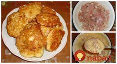 13 tipov na chutnú večeru z kuracieho mäsa, ktorú pripravíte do 30 minút! Czech Recipes, French Toast, Chicken Recipes, Food And Drink, Menu, Cooking Recipes, Cheese, Breakfast, Foodies