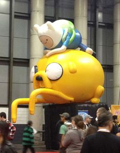 NYCC 2012 Adventure Time