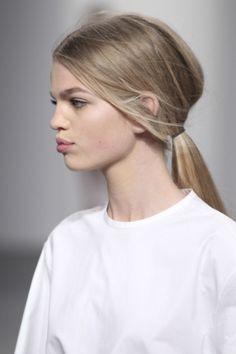 #hair, #white