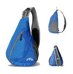 WATERFLY Packable Shoulder Backpack Sling Chest CrossBody Bag Cover Pack Rucksack for Bicycle Sport Hiking Travel Camping Bookbag Men Women * CHECK OUT MORE DETAILS  @: http://www.best-outdoorgear.com/waterfly-packable-shoulder-backpack-sling-chest-crossbody-bag-cover-pack-rucksack-for-bicycle-sport-hiking-travel-camping-bookbag-men-women/