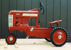 International Harvester Pedal Tractors