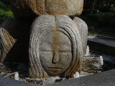 #magiaswiat #podróż #zwiedzanie #polska #blog #europa #jaworze #park #amfiteatr # teznie # fontanna #ławeczka Garden Sculpture, Buddha, Statue, Park, Outdoor Decor, Blog, Home Decor, Europe, Decoration Home