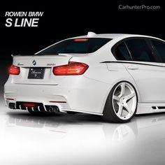 BMW 320i S-Line tuned by Rowen Japan http://www.carhunterpro.com/photo/c9MSE44QMZ
