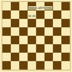 Manuel Gottsching - E2-E4 (35th Anniversary Edition) on Limited Edition 180g LP
