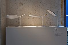 'full moon lamp' by Nika Zupanc for sé.