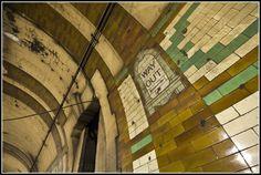 Brompton Road Tube Station