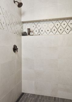 Home Interior Grey House Bathroom, Bathroom Inspiration, Bathroom Tile Designs, Bathroom Remodel Shower, Master Shower, Bathrooms Remodel, Bathroom Decor, Bathroom Remodel Cost, Tile Bathroom