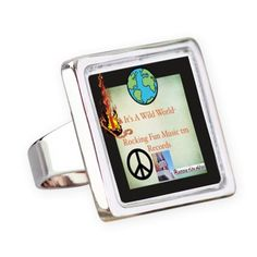 Square Ring on CafePress.com