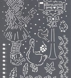 Mini Grid #29 - Winter Children 1 (71029)