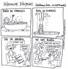 No todo es lo mismo ni todo da igual #BastaDeBurradas