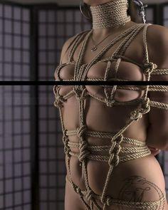 Model is Paris Rope Bondage & Photography by Me Mark Varley - https://ift.tt/15Jmflf Uncensored Version: https://ift.tt/2I5znEf #BeautifulBondage #Bondage #ropebondage #shibari #shibariart #bondagephotography