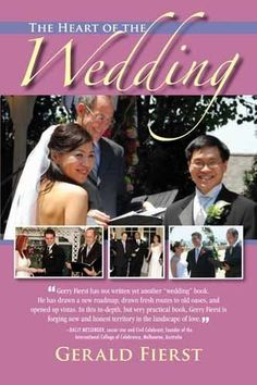 The Heart of the Wedding (Our National Conversation) by Gerald Fierst. $15.56. Publisher: Parkhurst Brothers Publishers Inc (May 1, 2011). Save 22%!