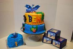 Rio Themed Birthday Party