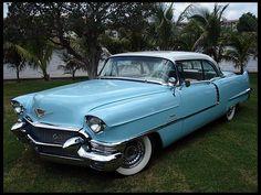 1956 Cadillac Coupe Deville  365 CI, Automatic