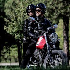 Live every moment. Moto Guzzi, Custom Motorcycles, Pride, In This Moment, Custom Bikes