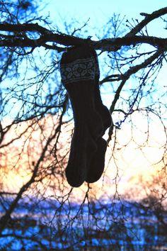 Sivs skriblerier: Sokkene gråpus