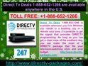 Direct Tv Packages 1-888-652-1266 offers tremendous savings. Open your home to a world of entertainment with satellite dish television from Direct Tv Packages 1-888-652-1266. Keep your family happy and contented with hundreds of amazing satellite TV channels. The best part is that DIRECTV is so affordable. You can customize your plan to fit the way you watch TV without busting your budget. Choose from one of the incredible packages and add the features you can't live without, like HD service