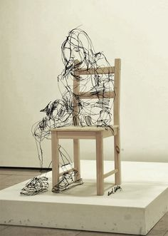 They Are Not Sketch But Sculptures | ideaing