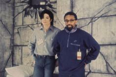 """MJ x Spike Lee """"They Don't Care About Us"""" set."""