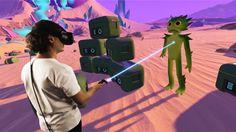 La realidad real es fome: prueba la realidad virtual con Mindshow
