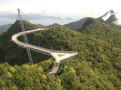 Langkawi Sky Bridge, Malezya