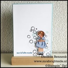 Playful Backgrounds - Birthday Memories DSP - Sentimenten by Stampin' Up! Danielle Bennenk (www.mrsbrightside.nl)