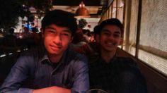 w/ @bimasatryaa @fakhriandi_ - Verde Resto and Lounge