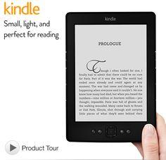 Máy đọc sách Kindle Basic thế hệ 2012, phiên bản màu đen.  BẢO HÀNH 12 THÁNG - HỖ TRỢ CÀI ĐẶT SẢN PHẨM TRỌN ĐỜI             Kindle Basic — nhỏ nhất, nhẹ nhất và nhanh hơn  Nhẹ hơn một chiếc folder và vừa vặn trong túi quần.  15% chuyển trang nhanh hơn  Phiên bản màu đen với các fonts viết tay giúp đọc dễ dàng hơn  Đọc như trên giấy không có độ chói, thậm chí dưới ánh mặt trời  Download sách trong vòng 60 seconds với Wi-Fi tích hợp.  Lưu trữ hơn 1,000 cuốn sách - mang cả thư viện đi theo bạn