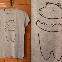 Como customizar T-Shirt básica