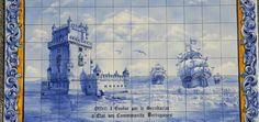 Urlaub Portugal: Turm von Belem in Lissabon | 42407 | myEntdecker, Portuguese Tiles, Belem Tower, Azulejos, Lisbon, Portugal
