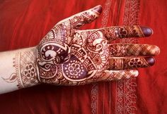 Henna elephants - The mighty elephants beautified!  #henna #tattoo #elephants #mehndi