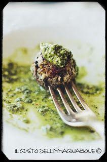 Il gusto dell'immaginazione: Polpette vegetariane in salsa verde