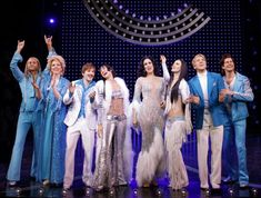 'The Cher Show' Stars Reveal Why It Was So Intimidating To Play The Iconic Singer On Broadway Neil Simon Theatre, The Cher Show, Broadway Costumes, Perfect Together, Gal Pal, Bridesmaid Dresses, Wedding Dresses, Show Photos, Musicals