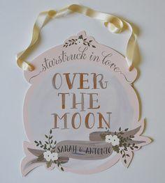 Over the Moon Wedding