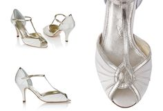 Dear readers, we know that you're a naturally stylish collection of ladies, and we know that you love your shoes. Shoes are the way to a girls heart, aren Wedding Shoes, Wedding Blog, Wedding Stuff, Wedding Ideas, Rachel Simpson, Dresses Uk, Your Shoes, I Dress, Stylish