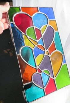 Easy-glass-painting-designs-and-patterns-for-beginners- - Easy Cement Crafts Stained Glass Light, Stained Glass Designs, Stained Glass Panels, Stained Glass Projects, Stained Glass Patterns, Mosaic Designs, Glass Painting Patterns, Glass Painting Designs, Paint Designs