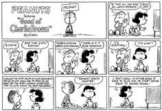 Greatest Peanuts Strips - Snoopy 02/17/74