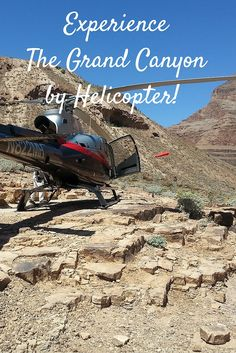 Visit the Canyon from Las Vegas or South Rim. Start here: http://www.grandcanyonhelicopters.org/las-vegas/