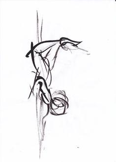 tässä ois semmosta abstraktimpaa/sketchympää tyyliä