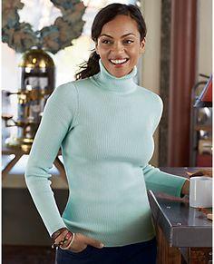 Medina Turtleneck Sweater | Eddie Bauer