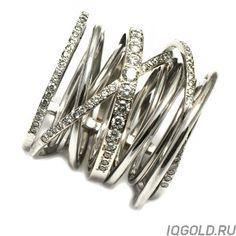 Кольца в интернет-магазине IQGOLD