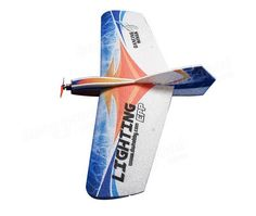 DW HOBBY Lighting 1060mm Wingspan EPP Flying Wing RC Airplane Training KIT Sale…