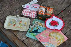 ~Damita's Pretty Wrap~: Sweet Vintage Finds